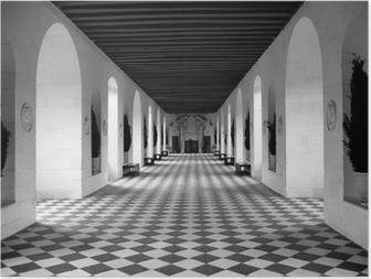 Poster Checkerboard våningen