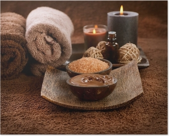 Chocolate Spa Poster