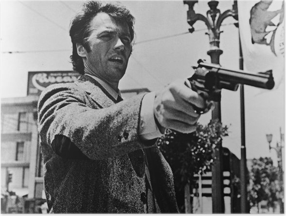 Poster Clint Eastwood - Criteo