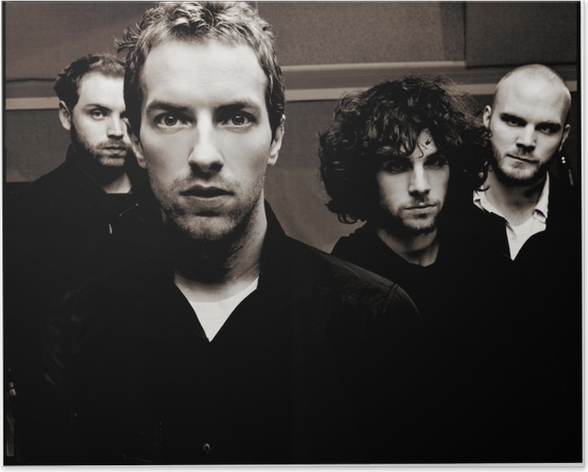 Poster Coldplay - Coldplay