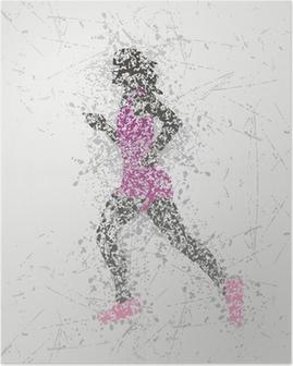 Poster Conception de l'athlète