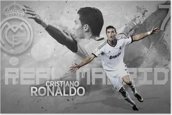 Poster Cristiano Ronaldo
