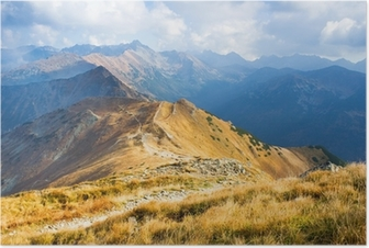 Czerwone Wierchy, Tatra Mountains, Poland Poster