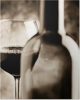 degustazione vino - wine tasting Poster