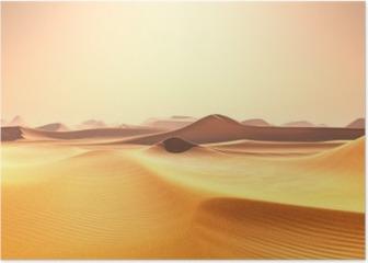 désert Poster