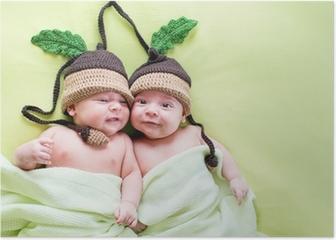 40c635bc8490 Poster Gros plan portrait de beau bébé • Pixers® - Nous vivons pour changer
