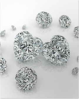 diamonds group Poster