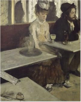Poster Edgar Degas - L'Absinthe