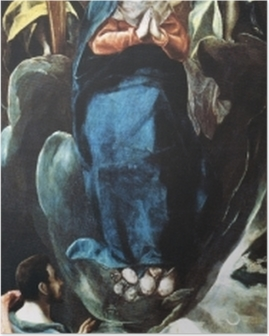 El Greco - Maria Immaculata Poster