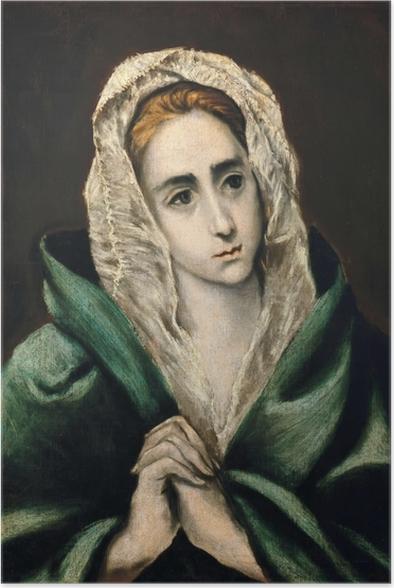 El Greco - Mater Dolorosa Poster - Reproductions