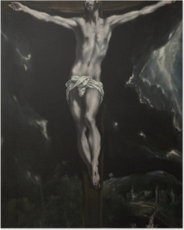 El Greco - The Crucifixion Poster