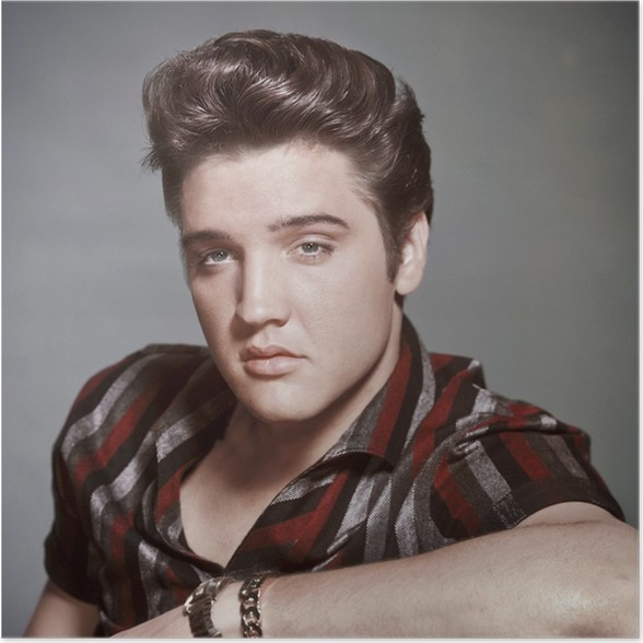 Póster Elvis Presley • Pixers® - Vivimos para cambiar