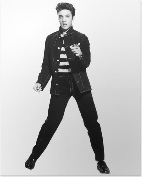 Elvis presley poster elvis presley
