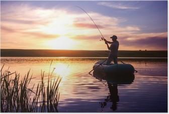 Poster Fisherman