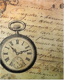 Fond montre Poster