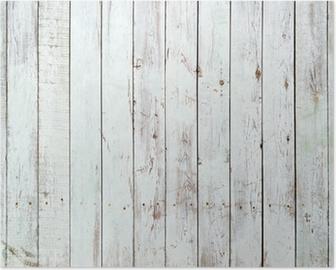 Posters bois pixers nous vivons pour changer for Planche en bois blanc