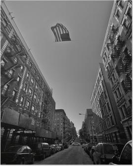 Poster Fosterländsk gata