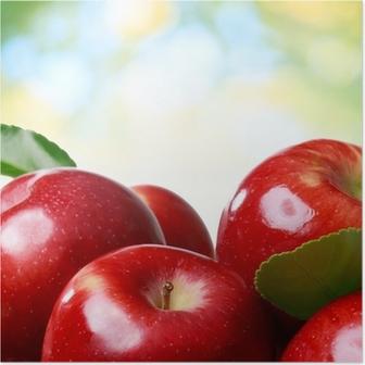 Fresh apples Poster