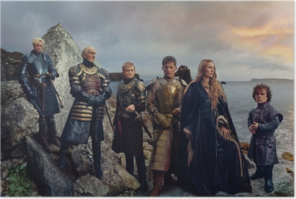 Póster Game of Thrones - Temas