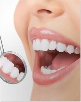 Poster Gezonde tanden