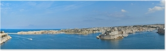Poster Grote Haven in Malta