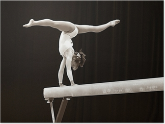 Poster Gymnast - 2