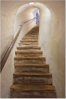 Poster HD Escaliers dans le château de Kufstein - Autriche