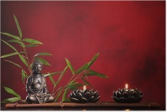Poster Het concept van Zen