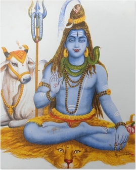image of Shiva Poster