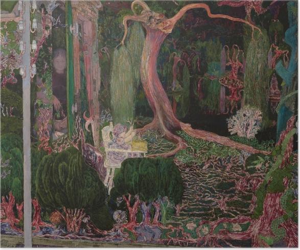 Poster Jan Toorop - La nouvelle génération - Reproductions