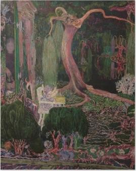 Poster Jan Toorop - La nouvelle génération