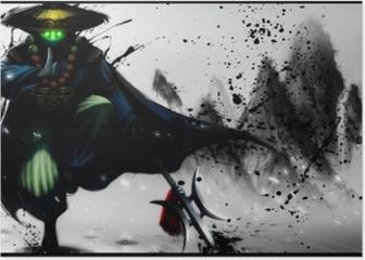 Jax - League of Legends Poster