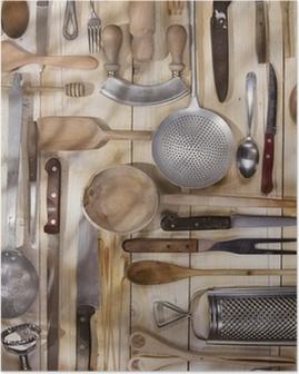 Kitchen accessories Poster