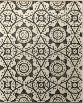 Lace tiles background 2 Poster