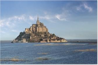 Poster Le Mont-Saint-Michel