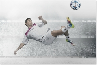 Póster Leo Messi