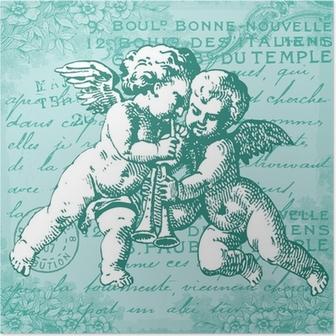 Poster Les Anges bleus