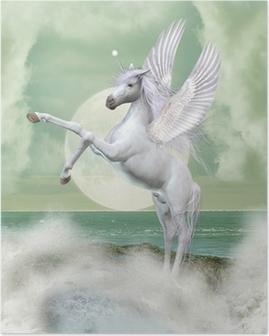 Poster Licorne