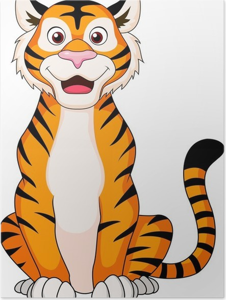 Resultado de imagen para imagenes de tigres bebes animados