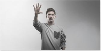 Poster Lionel Messi