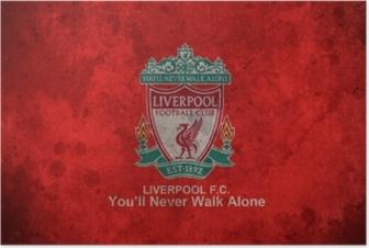 Poster Liverpool F.C.