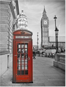 Póster Londres impresión