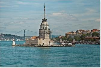 Poster Maiden Tower