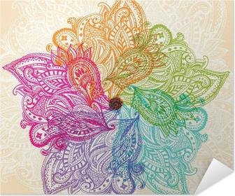 Mandala symbol Poster
