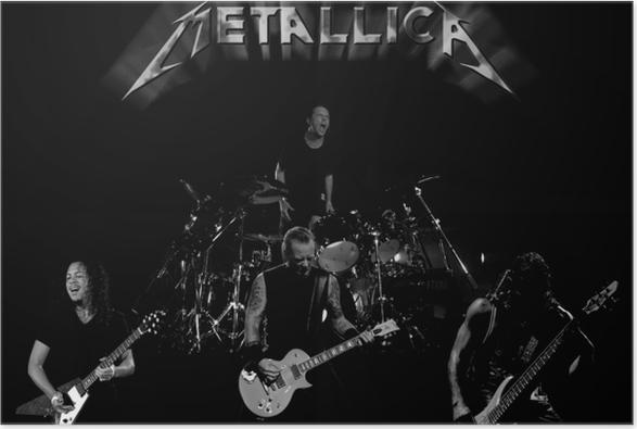 Metallica Poster - Metallica