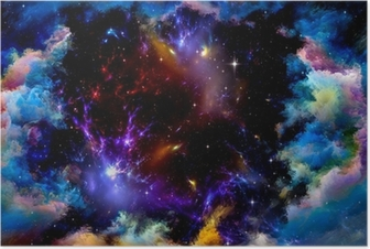 Metaphorical Space Poster