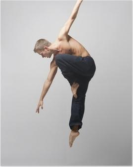 Poster Modern dance