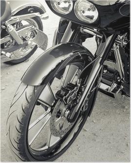 Póster Motocicleta