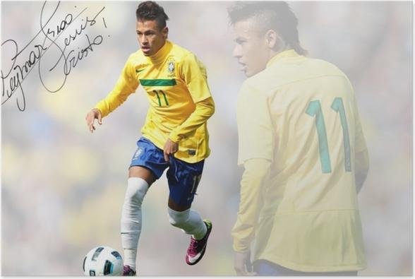 Poster Neymar - Neymar