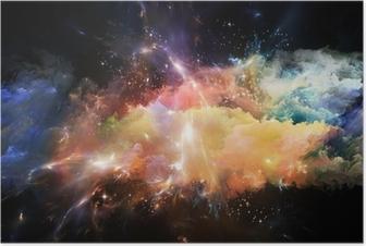 Poster Opkomst van Space